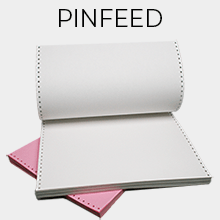Pinfed Labels